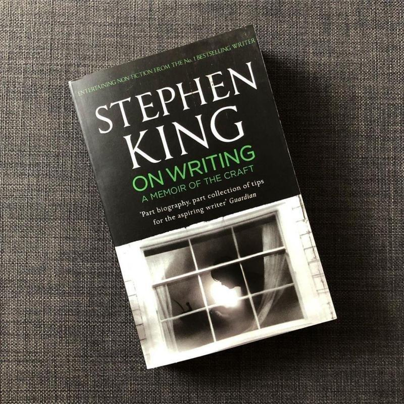 stephenking onwriting s